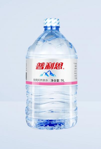 9L饮用天然泉水